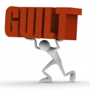Management by guilt...